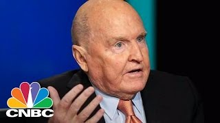 Jack Welch Give Trump