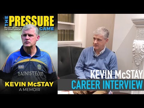 Kevin McStay on Roscommon job | missing out on Mayo | playing days — career interview
