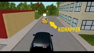 ROBLOX Police Patrol 2019 US Marshals Vs Kidnappers (Emergency Liberty County Roleplay)