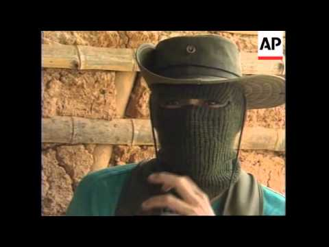 COLOMBIA: GUERRILLA ATTACKS PROVOKE UNEASINESS AMONG POLITICIANS