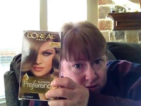 LOreal Paris Superior Preference 7A Dark Ash Blonde
