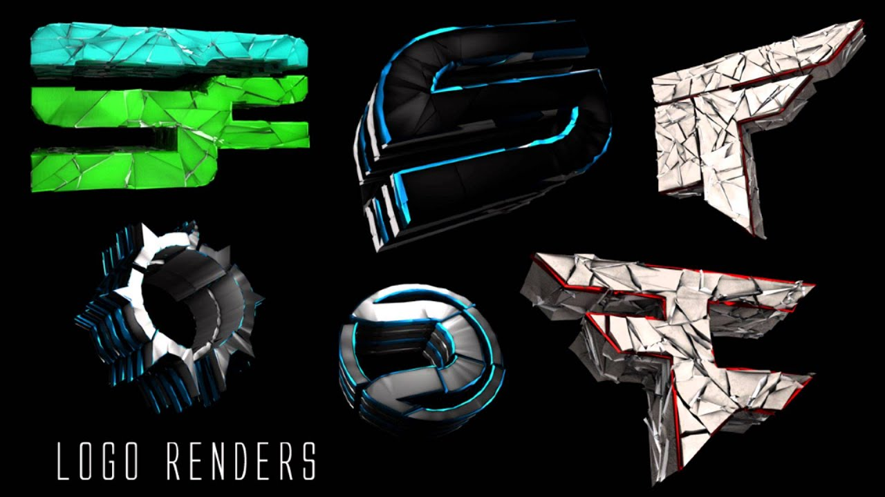 free logo render pack 2 youtube