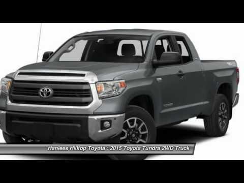 2015 Toyota Tundra 2WD Truck Richmond CA E38274