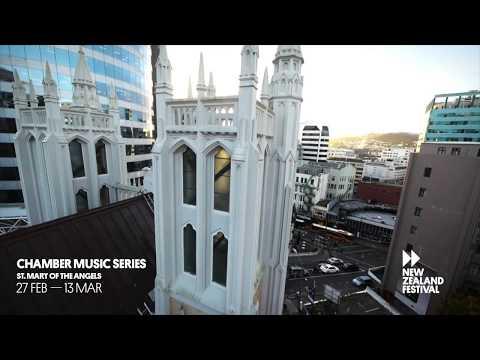 Chamber Music Series video trailer NEW ZEALAND FESTIVAL 2018