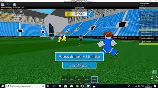 eu e meu amg ROBLOX Ro Evolution Soccer (RES)
