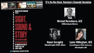 """TV is the New Black: Television's Cinematic Revolution"" - FULL PANEL"