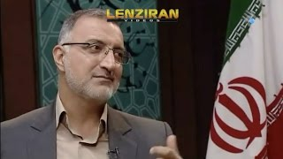 Alireza ZAkani who lost management of Barjam commission in Majlis talk about  behind scenes