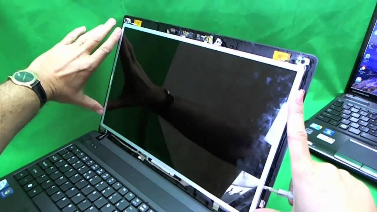 Laptop Display Light Not Working