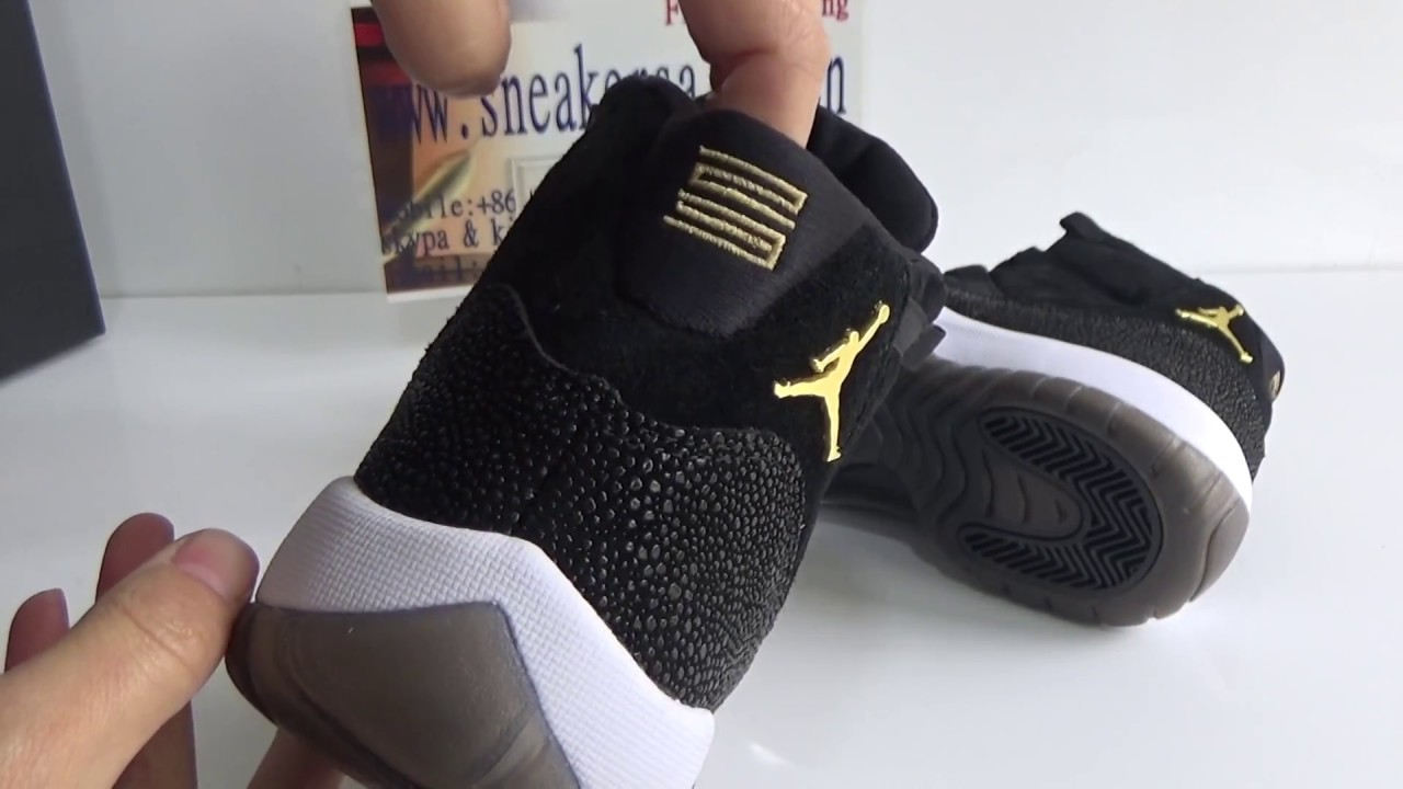 Authentic Air Jordan 11 PRM Heiress Black Stingray Review from  www.sneakersalon.cn b45086b8e