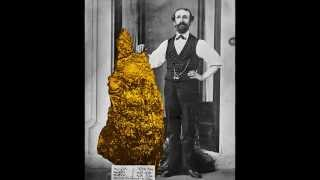 630 POUND Gold Specimen found in Australia with 3000+ Ounces of Gold