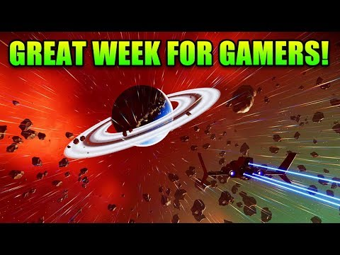A Great Week For Gamers! - This Week in Gaming | FPS News