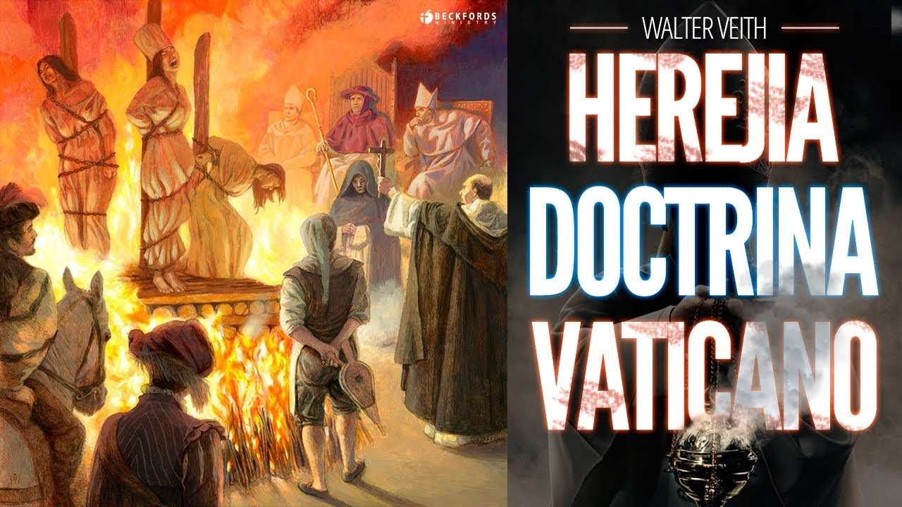Herejia, Doctrina y La Iglesia Catolica - Sermon Bookends | Walter Veith 2019 Doblado