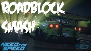 Need For Speed 2015 - ROADBLOCK SMASH (Daily Challenges)