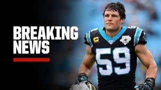 Luke Keuchly RETIRES From the NFL!