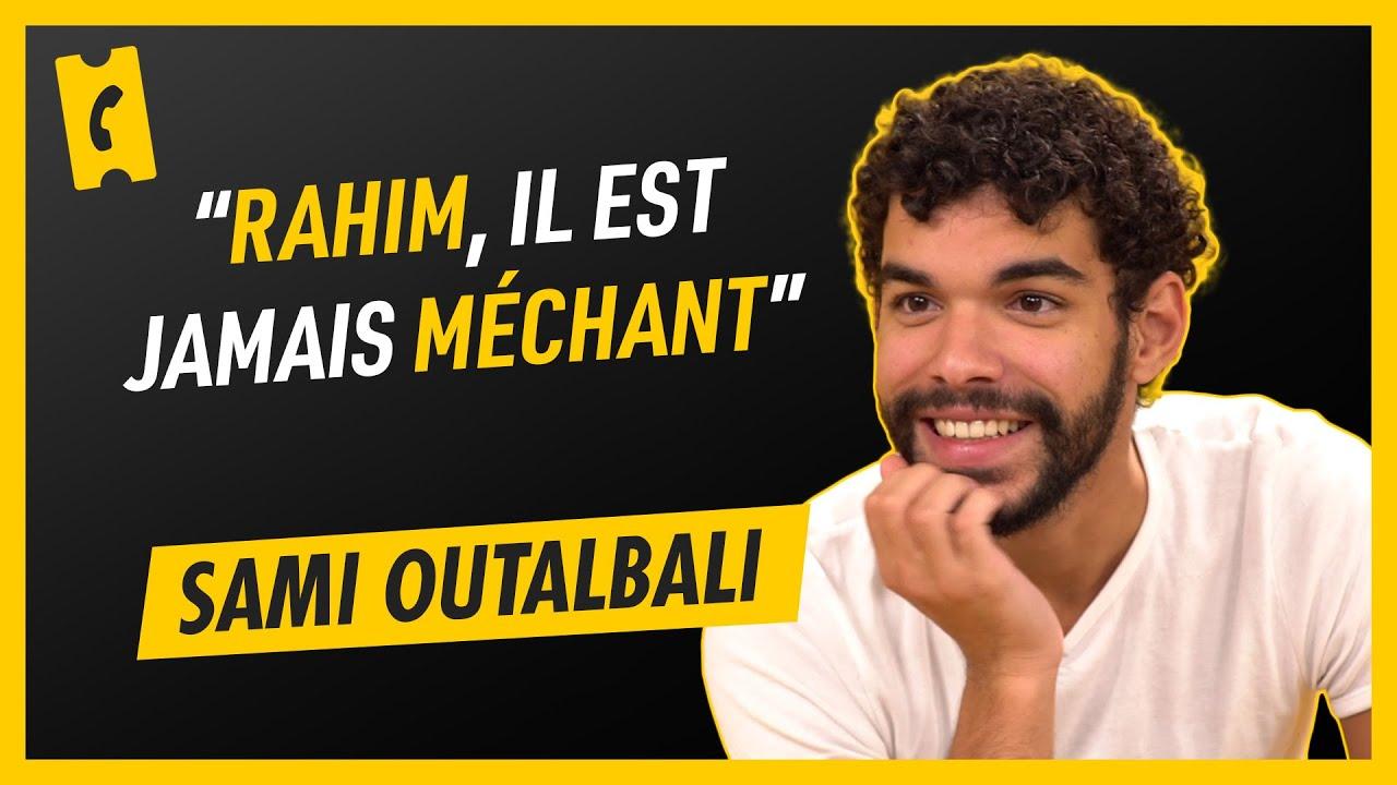 Jouer un méchant dans un James Bond ? Un rêve de Sami Outalbali, étoile montante du cinéma français.
