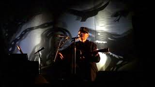 """Antietam"", William Patrick Corgan, Athenaeum Theatre, Chicago, IL 10/24/17  Billy Corgan, Ogilala"