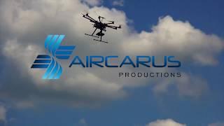 Aircarus Showreel 2015 HD