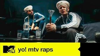 MC Bogy x B-LASH - Yo! (Official Music Video) | Yo! MTV Raps |MTV Deutschland