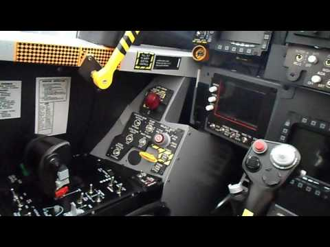 FA-18E Home Cockpit