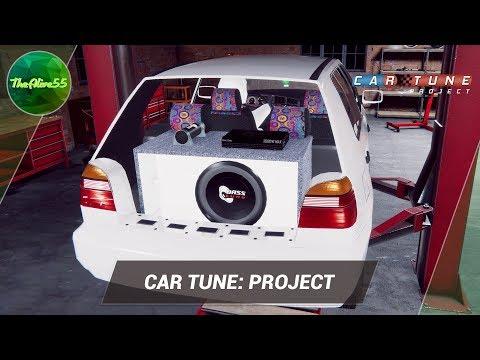 [ПЕРВЫЙ ВЗГЛЯД] CAR TUNE: PROJECT