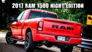 2017 ram 1500 night special edition