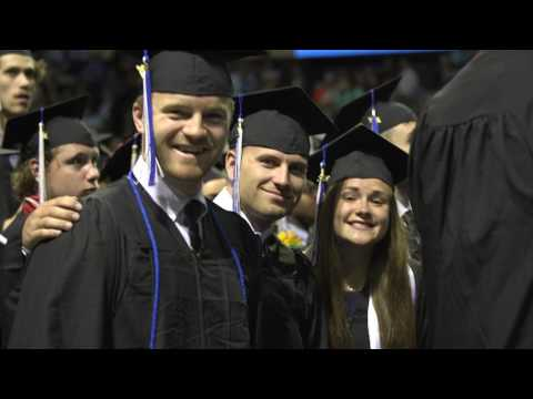University of New England Commencement 2017 Highlights