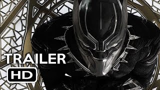 Black Panther Official Trailer #2 (2018) Chadwick Boseman Marvel Movie HD