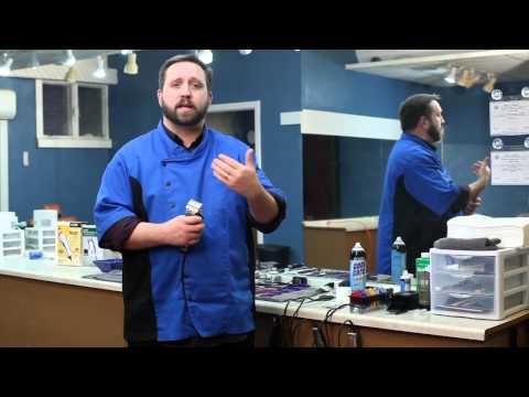 Hair Clippers Cutting Guides Sizes : Hair Clippers & Men's Hair