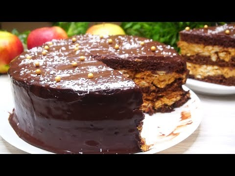 Невероятно Вкусный и Быстрый Торт