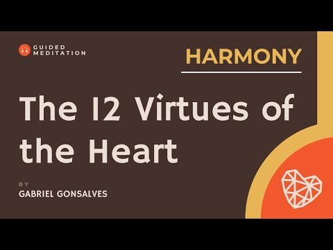The Inner Temple of the Heart: Guided Meditation on HARMONY with Gabriel Gonsalves