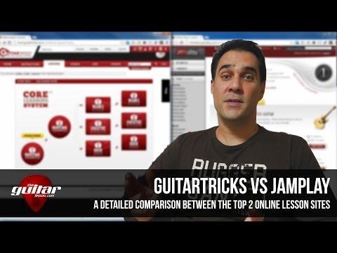 Guitartricks vs Jamplay