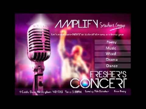 Amplify El-Shaddai Nottingham - Fresher's Welcome Service