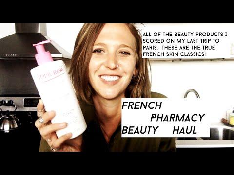 French Pharmacy Beauty Haul