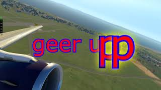 XPD: A320 Tutorial Config, Take Off and Landing. Vlog 2330203