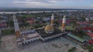 Aerial Tanjung Selor | Kalimantan Utara