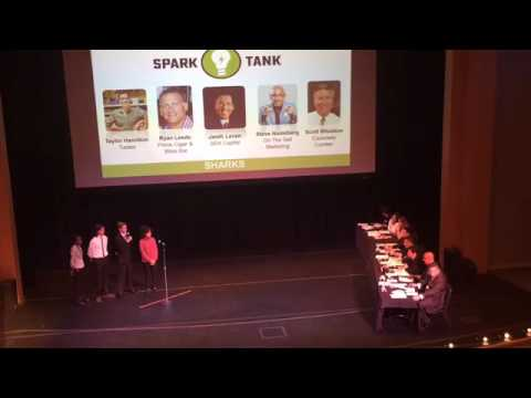 JA Fellows Spark Tank - 2016 COBIEN from City of Coral Springs Charter School