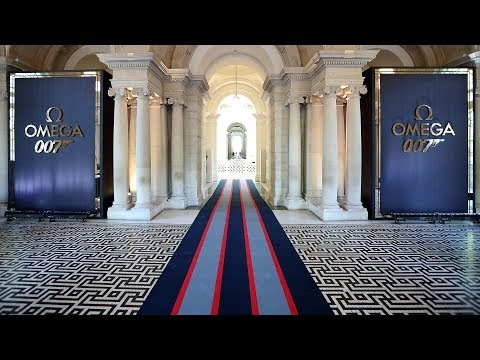 "OMEGA ""Commander's Watch"" launch event in London"