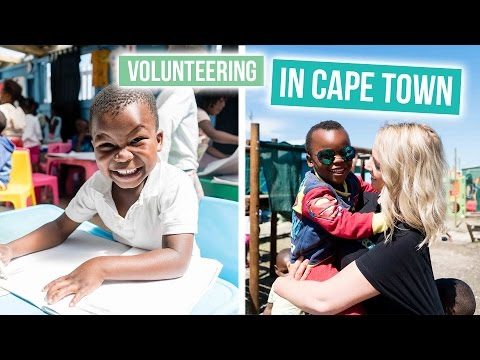 Volunteering in a South African Township