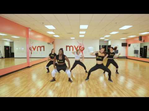 EVERYDAY - Ariana Grande *SWERK* dance fitness