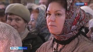 Важеозерский Спасо-Преображенский монастырь отметил 500-летний юбилей