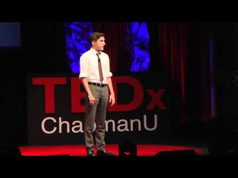 The GBF- What's Wrong with the Commodification of Gay Men: Mark Pampanin at TEDxChapmanU
