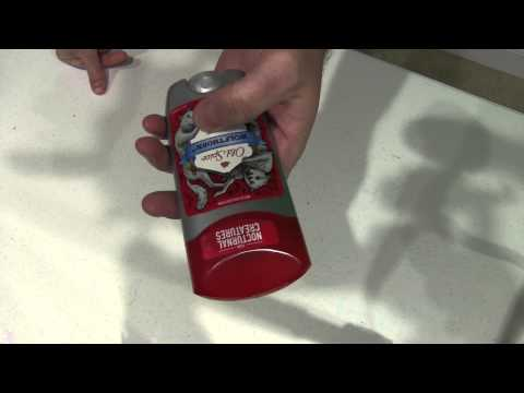 Old Spice Wolfthorn Deodorant Review