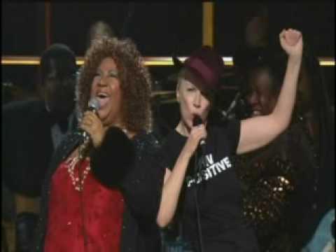 Aretha Franklin & Annie Lennox CHAIN OF FOOLS mp3