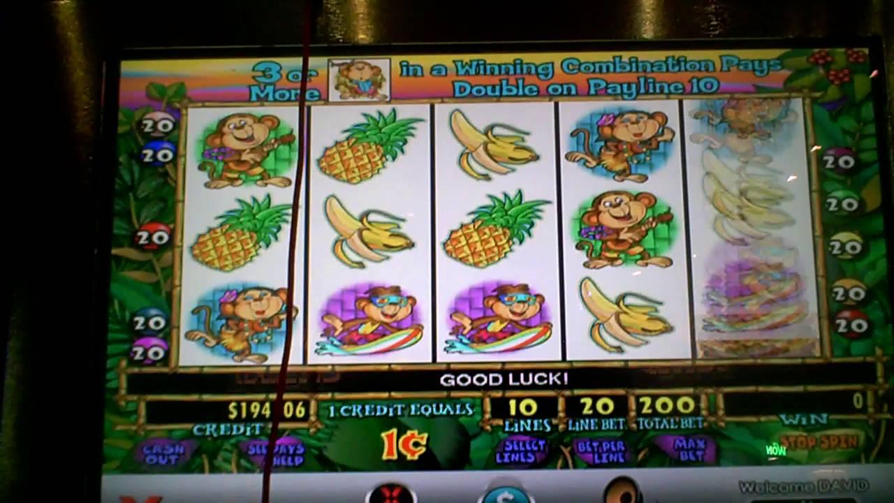 Slot machine free on line