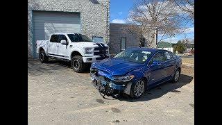 Субботние поступления - 2017 Ford Fusion hybrid и мн.др. Авто из США.