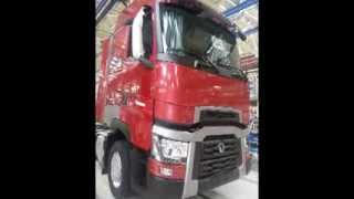 NEW RENAULT TRUCKS RANGE T 2013 EURO 6 MANY COLOURS