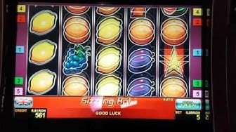 How to win at Slot Sizzling Hot deluxe