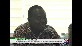 Business Live on JoyNews (14-8-18)