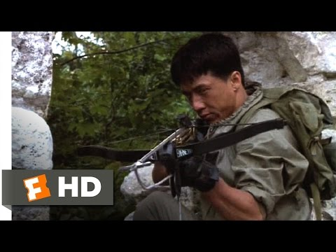 Operation Condor 2 (1/8) Movie CLIP - Stealing a Sword (1986) HD