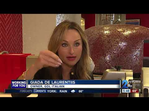 Celebrity chef Giada de Laurentiis celebrates grand opening of GDL Italian by Giada
